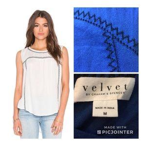 Velvet By Graham & Spencer Asera Tank Top